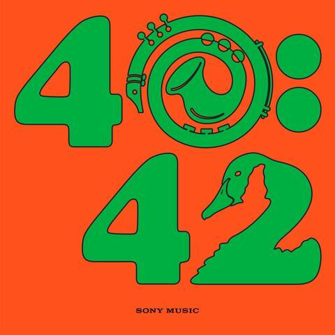 40:42 album art