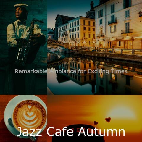 Jazz Cafe Autumn