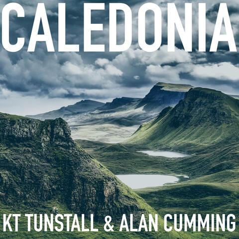 Caledonia album art