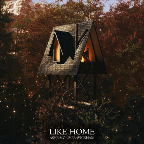 Like Home album art