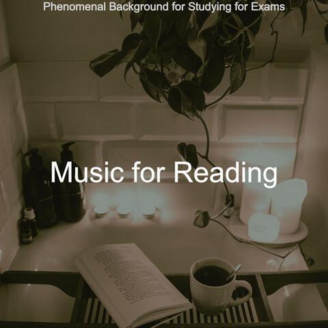 Phenomenal Background for Studying for Exams album art