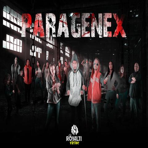 ParaGenex (Original Motion Picture Soundtrack) album art