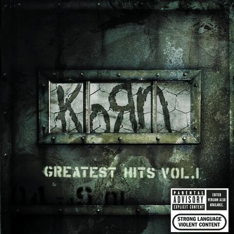 Greatest Hits, Vol. 1 album art