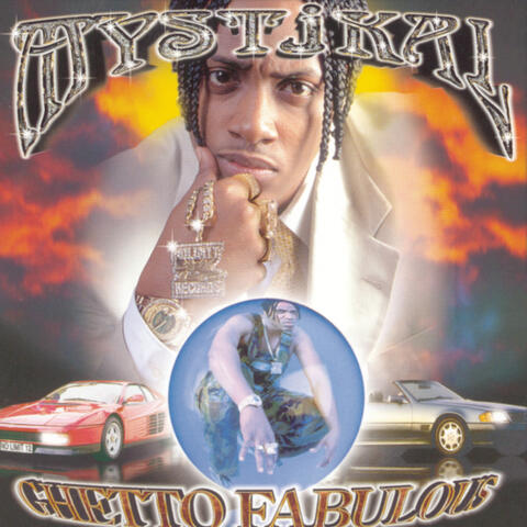 Ghetto Fabulous album art