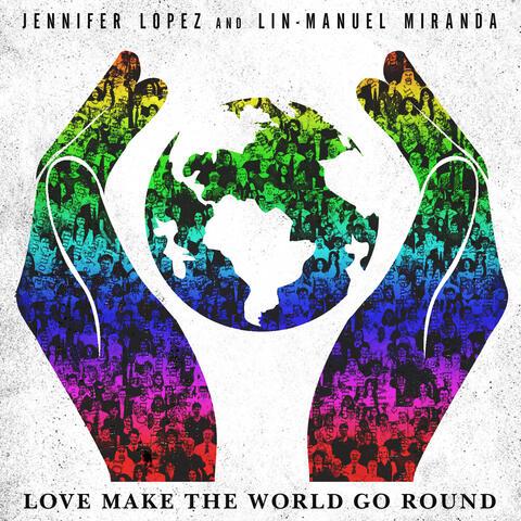 Love Make the World Go Round album art