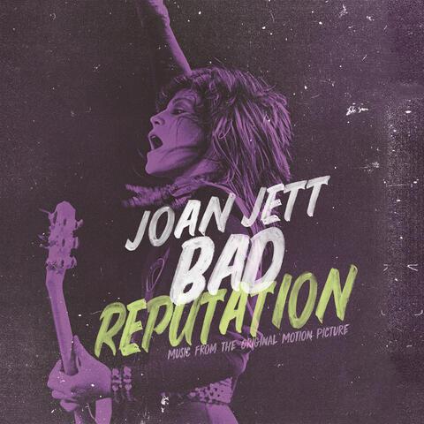 Joan Jett with Steve Jones & Paul Cook