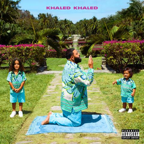 KHALED KHALED album art