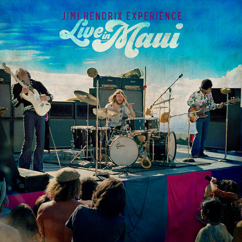 Live In Maui album art