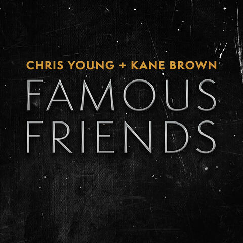 Famous Friends album art