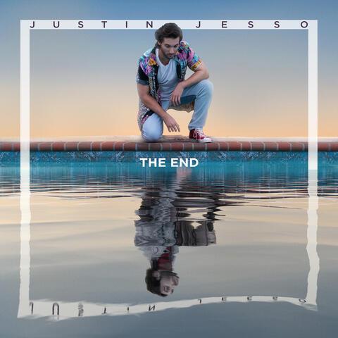 The End album art