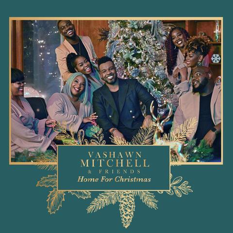 Home For Christmas album art