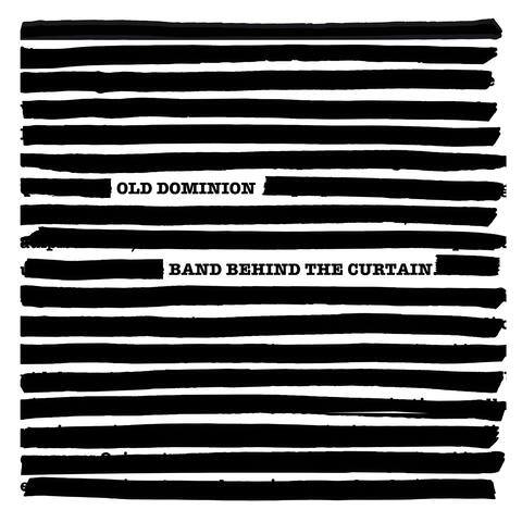 Old Dominion: Band Behind the Curtain album art