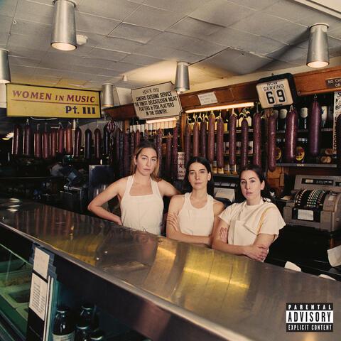 Women In Music Pt. III album art
