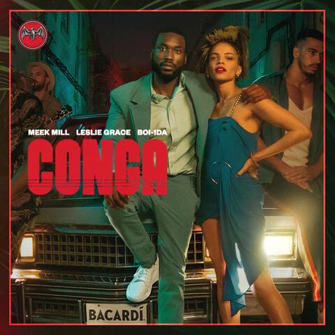 Conga album art