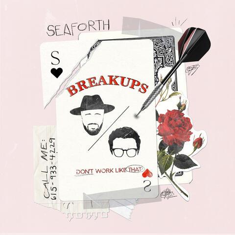 Breakups album art