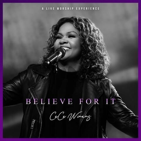 Believe For It album art