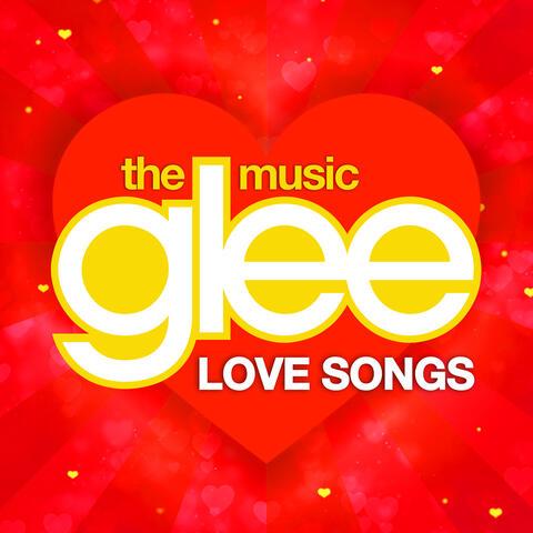 Glee Love Songs album art