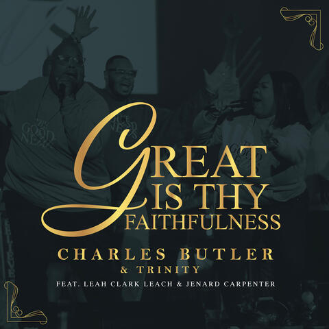 Great Is Thy Faithfulness album art