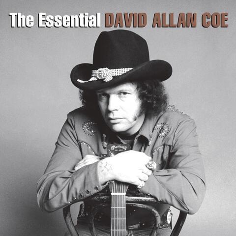 The Essential David Allan Coe album art