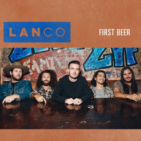 First Beer album art