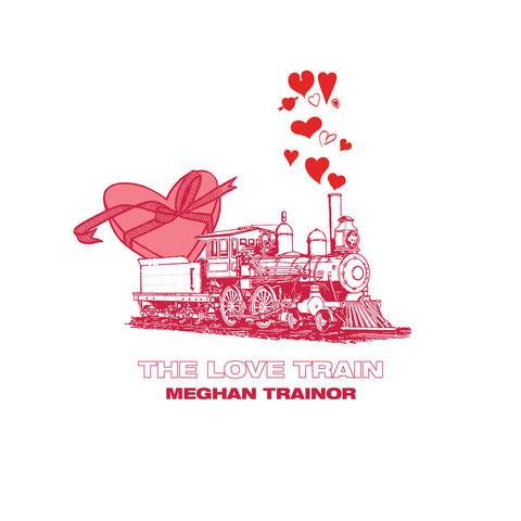 The Love Train album art