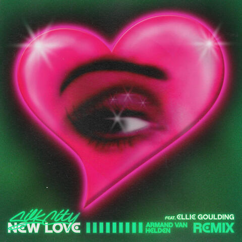 New Love album art