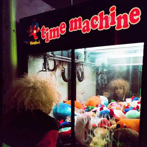 time machine album art