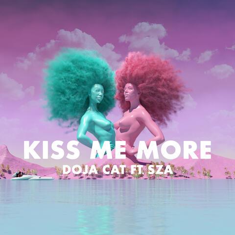 Kiss Me More album art