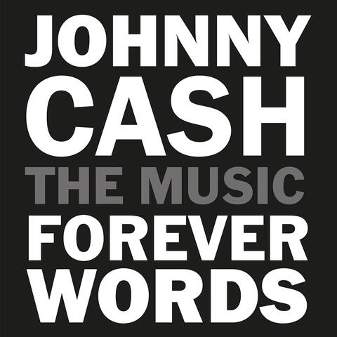 Johnny Cash: Forever Words Expanded album art