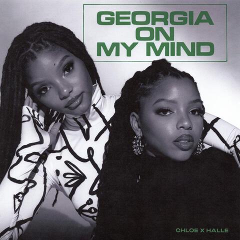 Georgia on My Mind album art