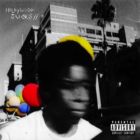 hollywood sucks// album art