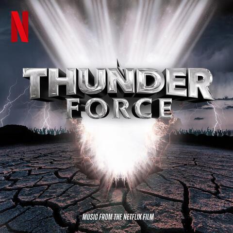 Thunder Force album art