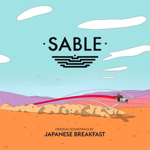 Sable (Original Video Game Soundtrack) album art