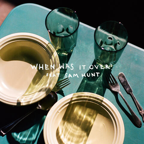 when was it over? album art