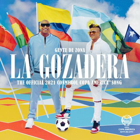 La Gozadera album art