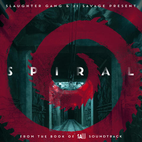 Spiral: From The Book of Saw Soundtrack album art