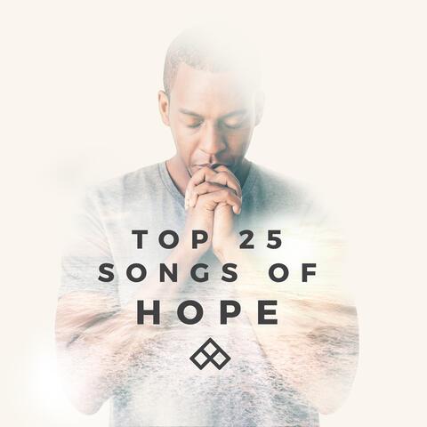 Top 25 Songs of Hope album art