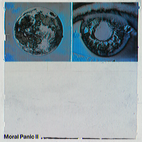 Moral Panic II album art