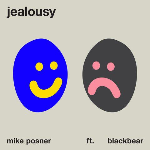 Jealousy (feat. blackbear) album art