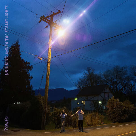 drinking under the streetlights album art