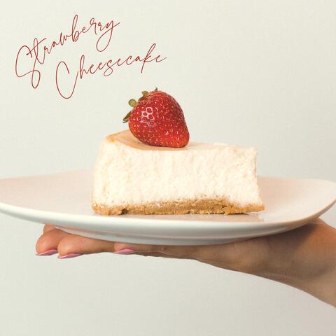 strawberry cheesecake album art