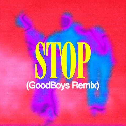 STOP album art