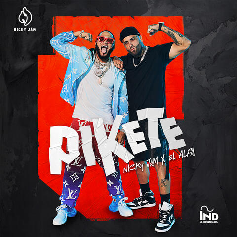 Pikete album art
