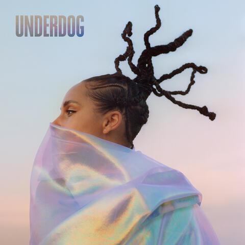 Underdog (Nicky Jam & Rauw Alejandro Remix) album art