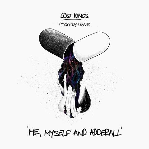 Me Myself & Adderall album art