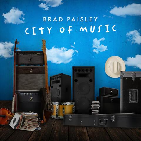 City of Music album art