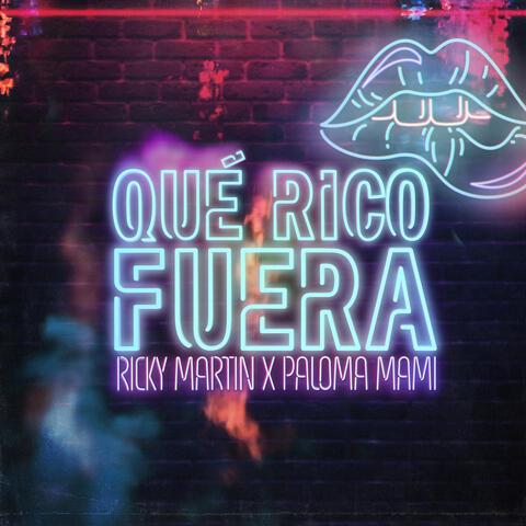 Qué Rico Fuera album art