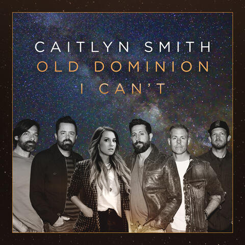 I Can't (Featuring Old Dominion) (Acoustic) album art