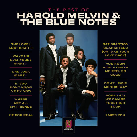 The Best Of Harold Melvin & The Blue Notes album art