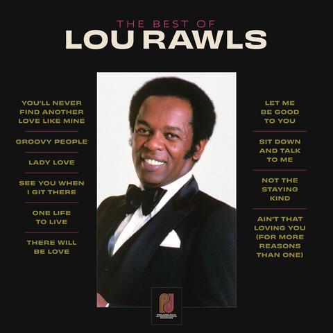The Best Of Lou Rawls album art